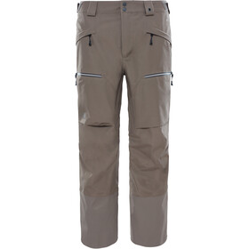 """""""The North Face M's Powder Guide Gore Pants Falcon Brown"""""""